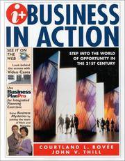 I + BUSINESS IN ACTION