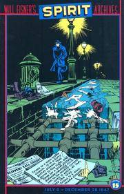 The Spirit Archives, Volume 15 by Will Eisner - 2005-02-01
