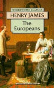 The Europeans (Classics Library (NTC))