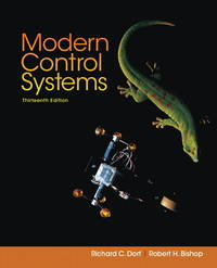 image of Modern Control Systems (13th Edition)