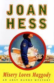 image of Misery Loves Maggody: An Arly Hanks Mystery (Maggody)