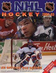 image of NHL Hockey: An Official Fans' Guide 2002-03 (NHL Hockey: An Official Fan's Guide)