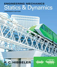 image of Engineering Mechanics: Statics_Dynamics plus MasteringEngineering with Pearson eText -- Access Card Package (13th Edition)