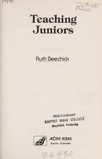 Teaching Juniors