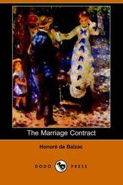 image of The Marriage Contract (Dodo Press)
