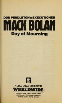 Day of Mourning, Mack Bolan