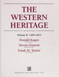 image of WESTERN HERITAGE (5th Edition)