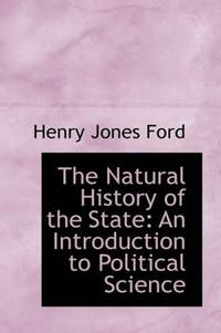 The Natural History Of the State