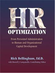 HR Optimization: From Personnel Administration to Human and Organizational Development