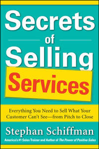 Secrets Of Selling Services