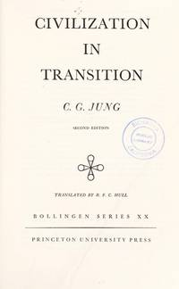 image of Civilization in Transition (The Collected Works of C. G. Jung, Volume 10)