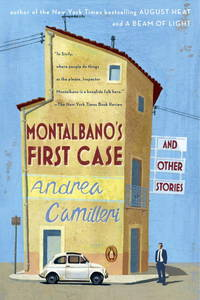 Montalbano's First Case and Other Stories (Inspector Montalbano Mystery)