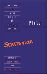 image of Plato: The Statesman