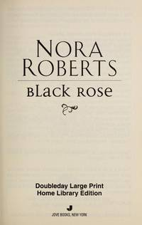 image of Black Rose (In the Garden, Book 2)