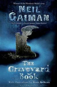 The Graveyard Book. Adult Edition