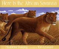 image of Here is the African Savanna