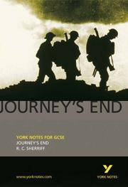 "York Notes on ""Journey's End"" (York Notes)"