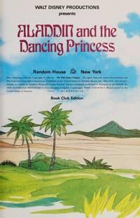 Walt Disney Productions Presents Aladdin and the Dancing Princess ( Aladdin Og Den Dansende Prinsesse ) by Walt Disney Productions - Hardcover - Book Club (BCE/BOMC) - 1983 - from Acme Books (SKU: 012428)