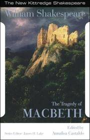 image of The Tragedy of Macbeth (New Kittredge Shakespeare)
