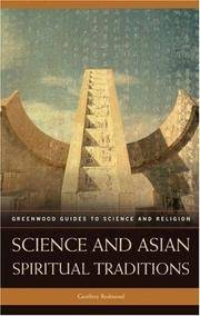 Science and Asian Spiritual Traditions by Geoffrey Redmond - Hardcover - from S. Bernstein & Co.  and Biblio.com