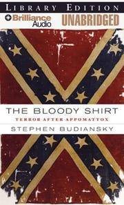 image of The Bloody Shirt: Terror after Appomattox