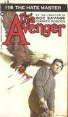 image of The Avenger: #16: The Hate Master