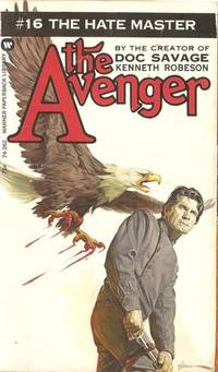 The Hate Master (The Avenger #16)