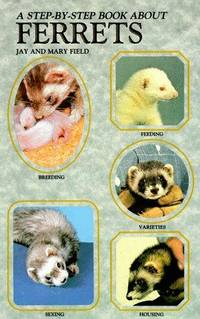 A Step-By-step Book About Ferrets