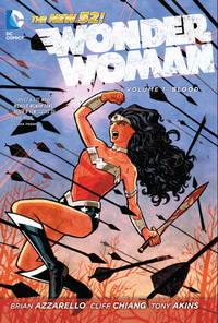 Blood (Wonder Woman Vol. 1)