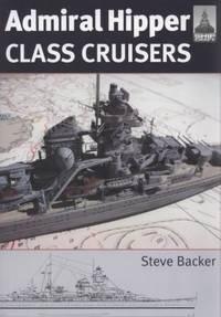Admiral Hipper Class Cruisers: Shipcraft 16
