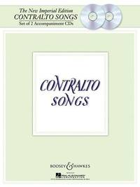 The New Imperial Edition: Accompaniment CDs Contralto Songs