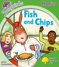 image of Oxford Reading Tree: Stage 2: Songbirds Phonics: Class Pack (36 books, 6 of each title)
