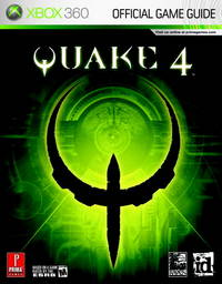 image of Quake 4 (Xbox 360) (Prima Official Game Guide)