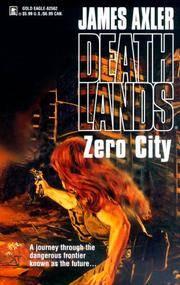Zero City (Deathlands Series)
