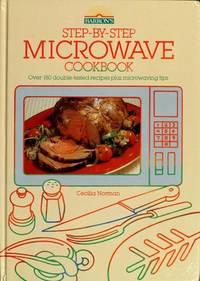 Step-by-step microwave cookbook