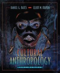 CULTURAL ANTHROPOLOGY 2/E