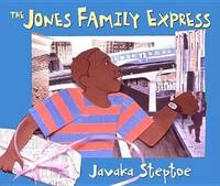 The Jones Family Express - Used Books