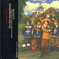 image of Los tres mosqueteros (Pequeños universales) (Spanish Edition)
