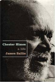 Chester Himes.  A Life