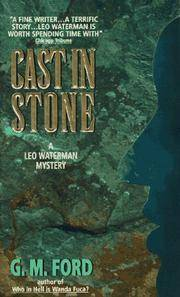 Cast in Stone (Leo Waterman Mysteries)