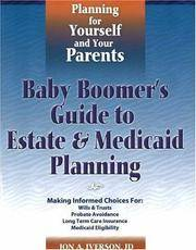 Baby Boomer's Guide to Estate & Medicaid Planning