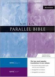 NIV/KJV Parallel Bible