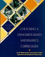 Choosing a Standards-Based Mathematics Curriculum