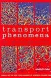 MICROGRAVITY TRANSPORT PROCESSES IN FLUI (Hardcover, 2004)