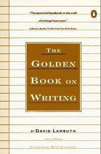 THE GOLDEN BOOK ON WRITING