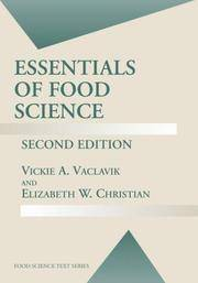Essentials of Food Science Second Edition