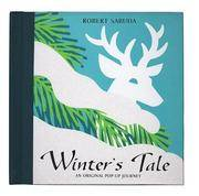 Winter's Tale : An Original Pop-Up Journey **SIGNED 1st Ed/1st Printing**