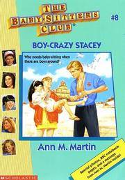 Boy-Crazy Stacey (Baby-Sitters Club, 8)