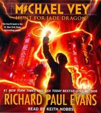 Michael Vey 4: Hunt for Jade Dragon (4) by  Richard Paul Evans - from Russell Books Ltd (SKU: ING9781442373631)