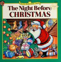 The Night Before Christmas (Fun-to-Read Fairy Tales) by Clement Clarke Moore; Pa
